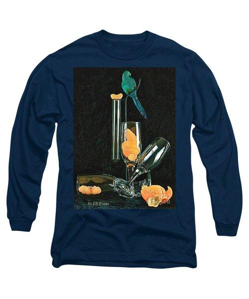 Le Perroquet Vert Long Sleeve T-Shirt
