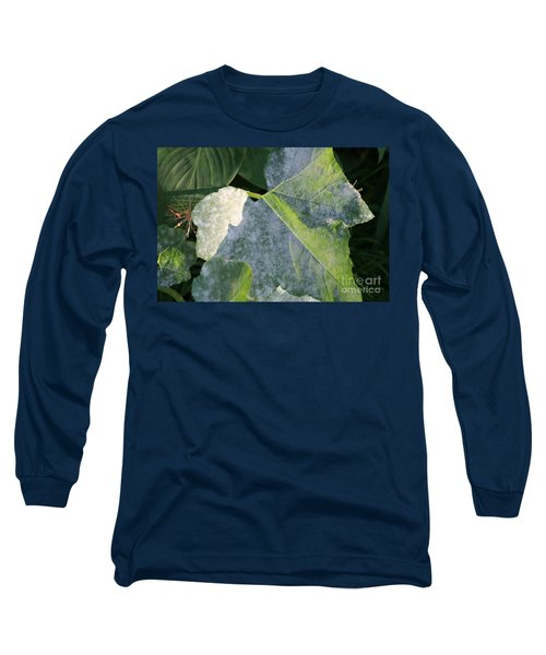 Calming Leafy Glade Long Sleeve T-Shirt