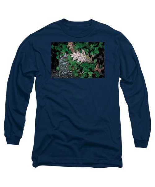 Leaves Long Sleeve T-Shirt