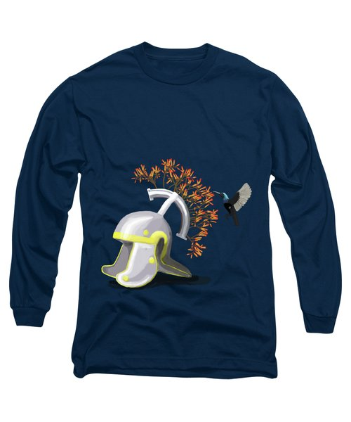 Legions Helmet Long Sleeve T-Shirt