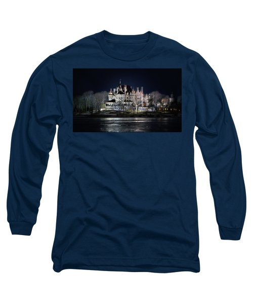 Let The Light On Long Sleeve T-Shirt
