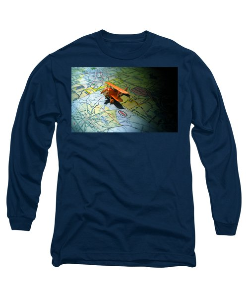 Let's Take A Trip Long Sleeve T-Shirt