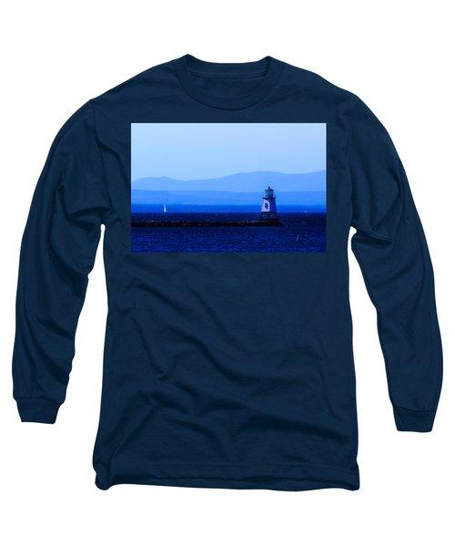 Life Goes On... Long Sleeve T-Shirt by Craig Szymanski