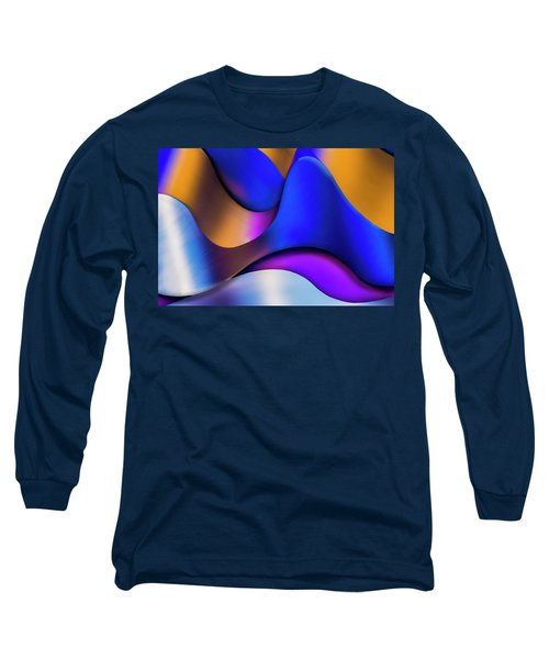 Life In Color Long Sleeve T-Shirt by Paul Wear