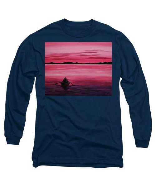 Life Is But A Dream Long Sleeve T-Shirt