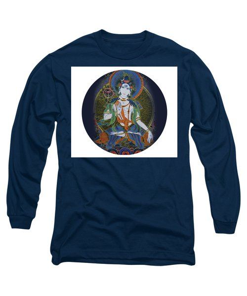 Light Giving Shiva  Long Sleeve T-Shirt