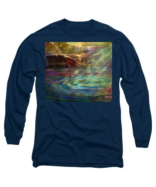 Light In Water Long Sleeve T-Shirt