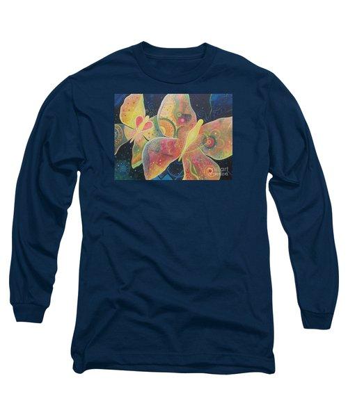 Lighthearted Long Sleeve T-Shirt
