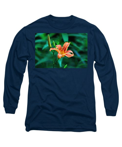 Lily In Woods Long Sleeve T-Shirt