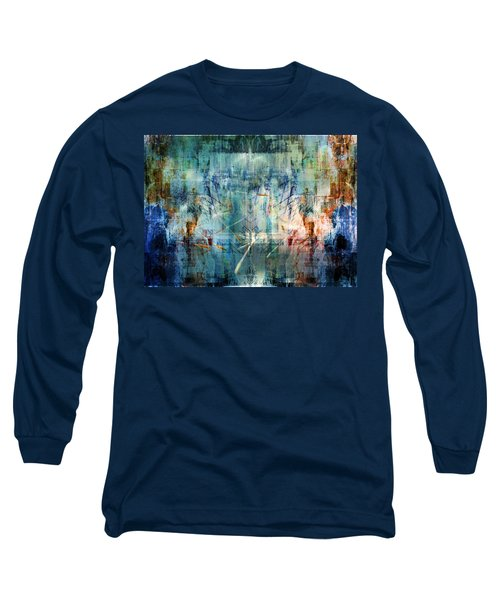 Line Up Strategy Long Sleeve T-Shirt