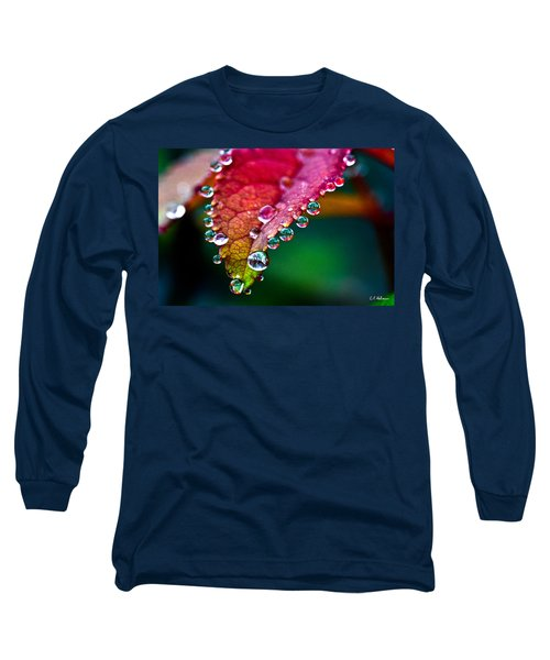 Liquid Beads Long Sleeve T-Shirt