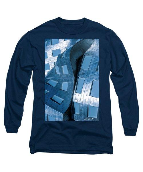 Liquid Form Long Sleeve T-Shirt
