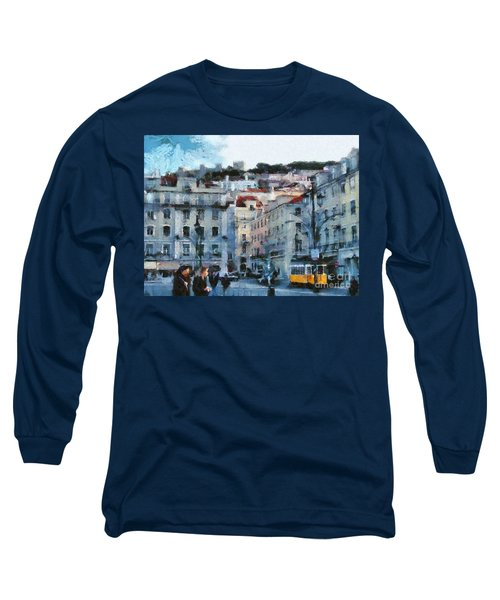 Lisbon Street Long Sleeve T-Shirt