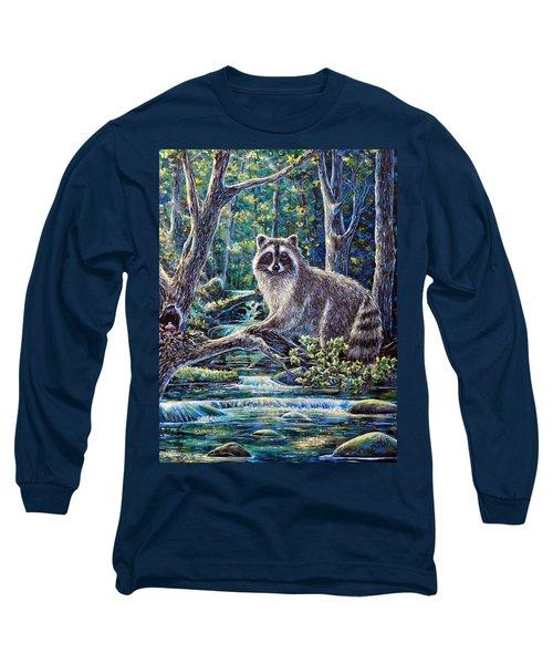 Little Bandit Long Sleeve T-Shirt by Gail Butler