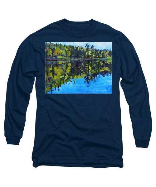 Little Clear Morning Long Sleeve T-Shirt