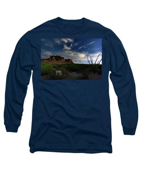 Lost Dutchman Long Sleeve T-Shirt
