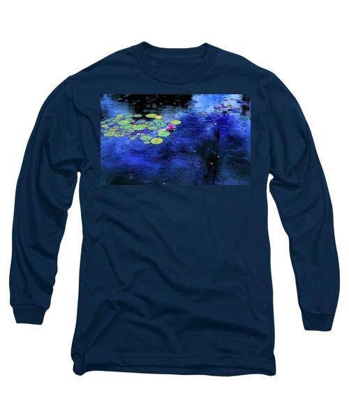 Love A Rainy Day Long Sleeve T-Shirt by John Poon