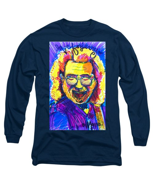 Love For Jerry Long Sleeve T-Shirt