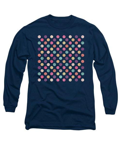 Lovely Polka Dots  Long Sleeve T-Shirt