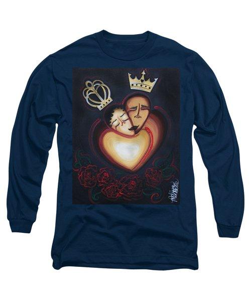 Lovers Embrace Long Sleeve T-Shirt