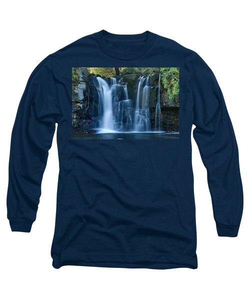 Lower Johnson Falls 2 Long Sleeve T-Shirt