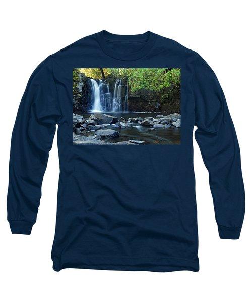 Lower Johnson Falls Long Sleeve T-Shirt