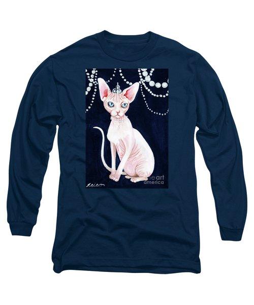 Luxurious Sphynx Long Sleeve T-Shirt