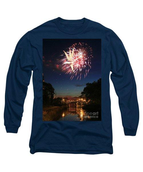 Magic In The Sky Long Sleeve T-Shirt