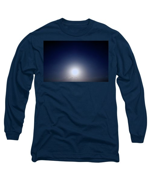 Magical Sunset In Africa Long Sleeve T-Shirt