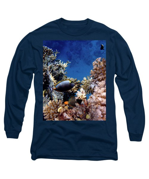 Magnificent Red Sea World Long Sleeve T-Shirt