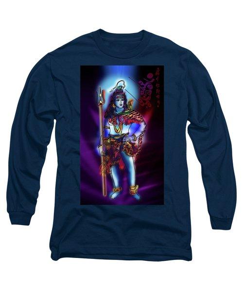 Maheshvara Sadashiva Long Sleeve T-Shirt