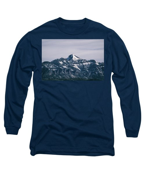 Majestic Morning On Pagosa Peak Long Sleeve T-Shirt