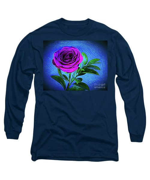 Majesty Love 1718-2 Long Sleeve T-Shirt