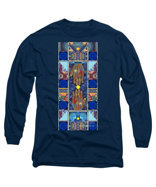 Making Magic - Take Two Long Sleeve T-Shirt by Helena Tiainen