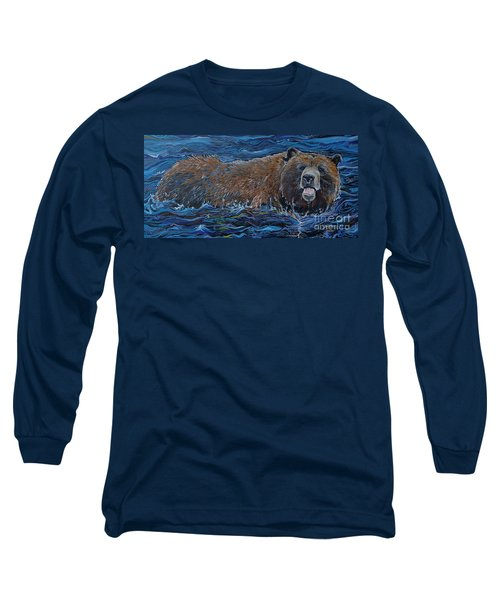 Making Waves Long Sleeve T-Shirt