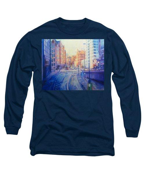 Manchester Light And Shade Long Sleeve T-Shirt