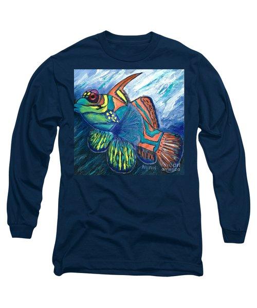 Mandarinfish Long Sleeve T-Shirt