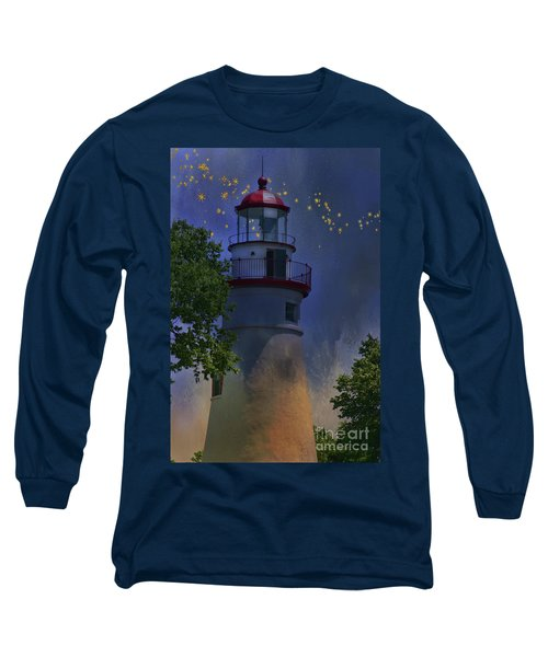 Marblehead In Starlight Long Sleeve T-Shirt