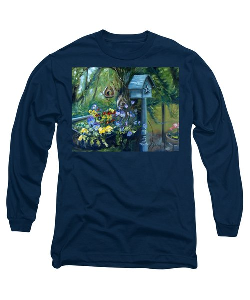 Marcia's Garden Long Sleeve T-Shirt