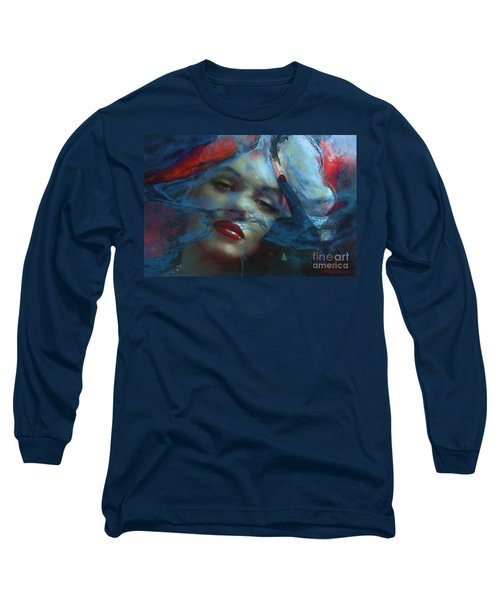 Marilyn 128 A 4 Long Sleeve T-Shirt