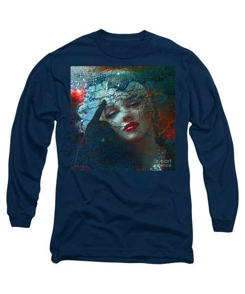 Marilyn Str. 1 Long Sleeve T-Shirt