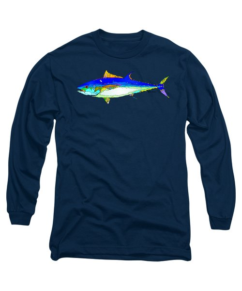 Marine Life Long Sleeve T-Shirt