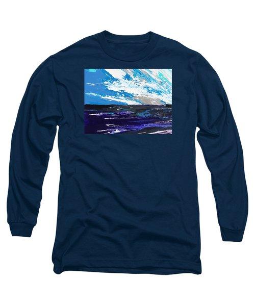 Mariner Long Sleeve T-Shirt by Ralph White