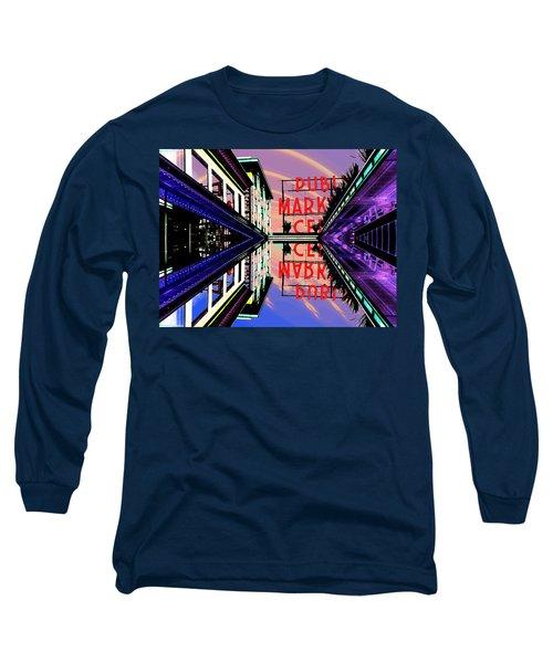 Market Entrance Long Sleeve T-Shirt
