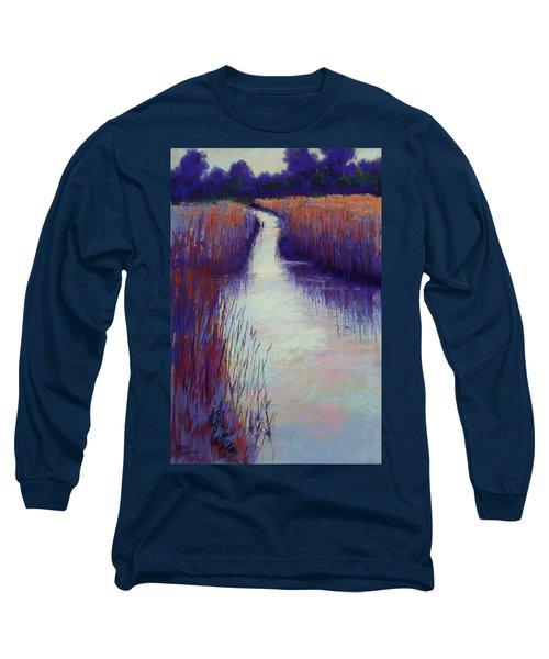 Marshy Reeds Long Sleeve T-Shirt
