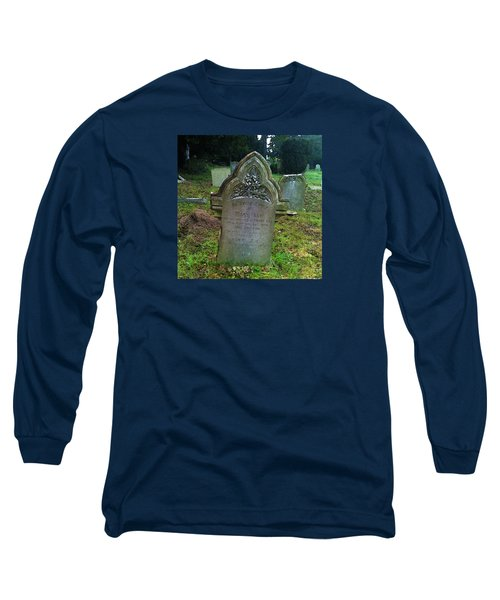 Mary Ann Long Sleeve T-Shirt by Anne Kotan