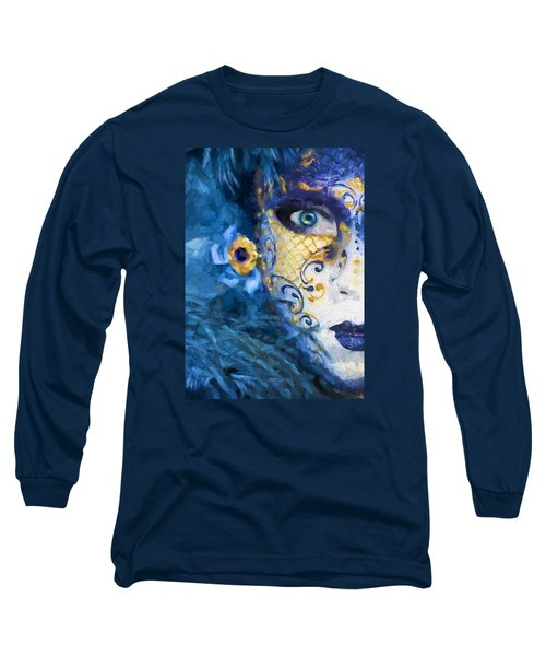 Masquerade I Long Sleeve T-Shirt