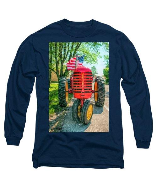 Massey-harris 33 Long Sleeve T-Shirt