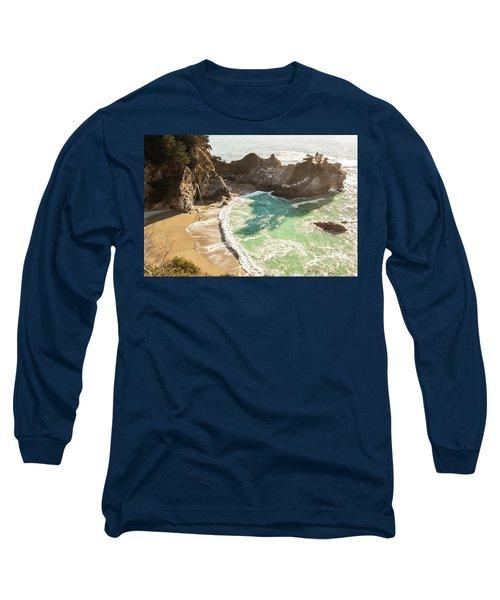 Mcway Falls, California Long Sleeve T-Shirt