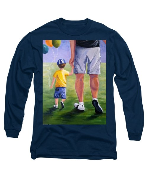 Me And My Dad Long Sleeve T-Shirt